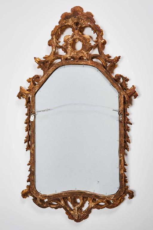 19th Century French Gilded Mirror 6