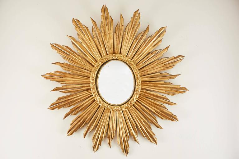 Pair of Sun Convex Mirrors 2