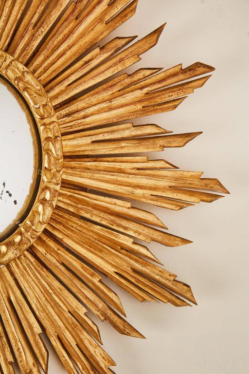 Pair of Sun Convex Mirrors 3