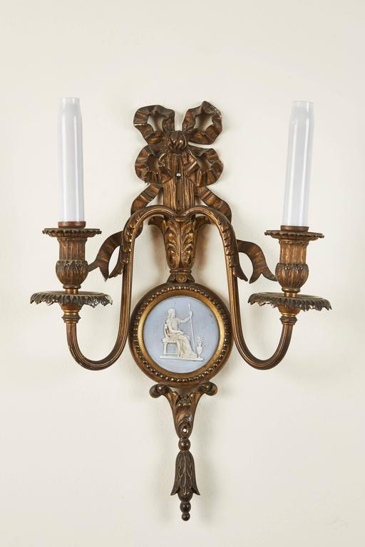 Pair of 19th Century French Sconces 2