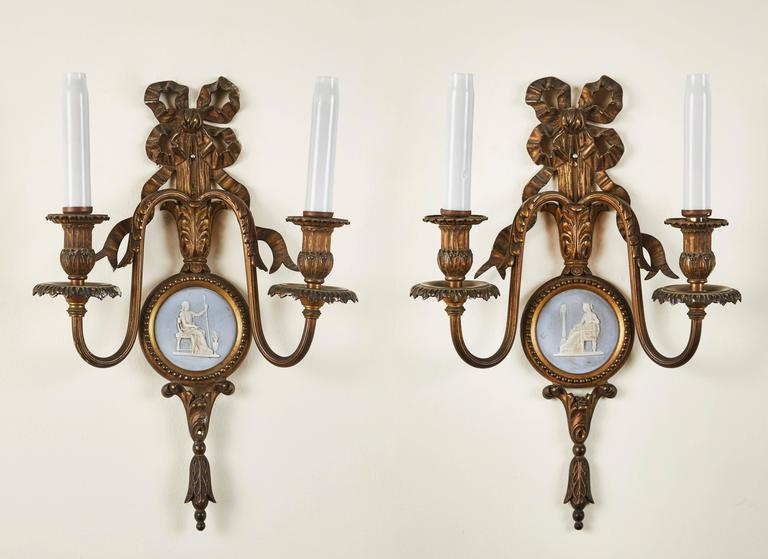 Pair of 19th Century French Sconces 6