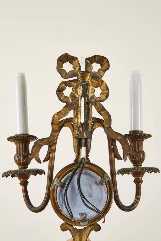 Pair of 19th Century French Sconces 7
