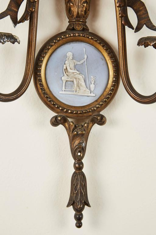 Pair of 19th Century French Sconces 8
