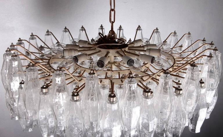 Huge polyhedral murano glass chandelier in the style of carlo scarpa italian huge polyhedral murano glass chandelier in the style of carlo scarpa circa 1964 for aloadofball Choice Image