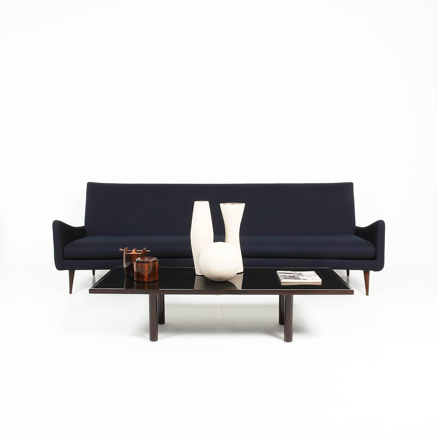 Unique Coffee Table By Joaquim Tenreiro C 1960 For Sale At 1stdibs