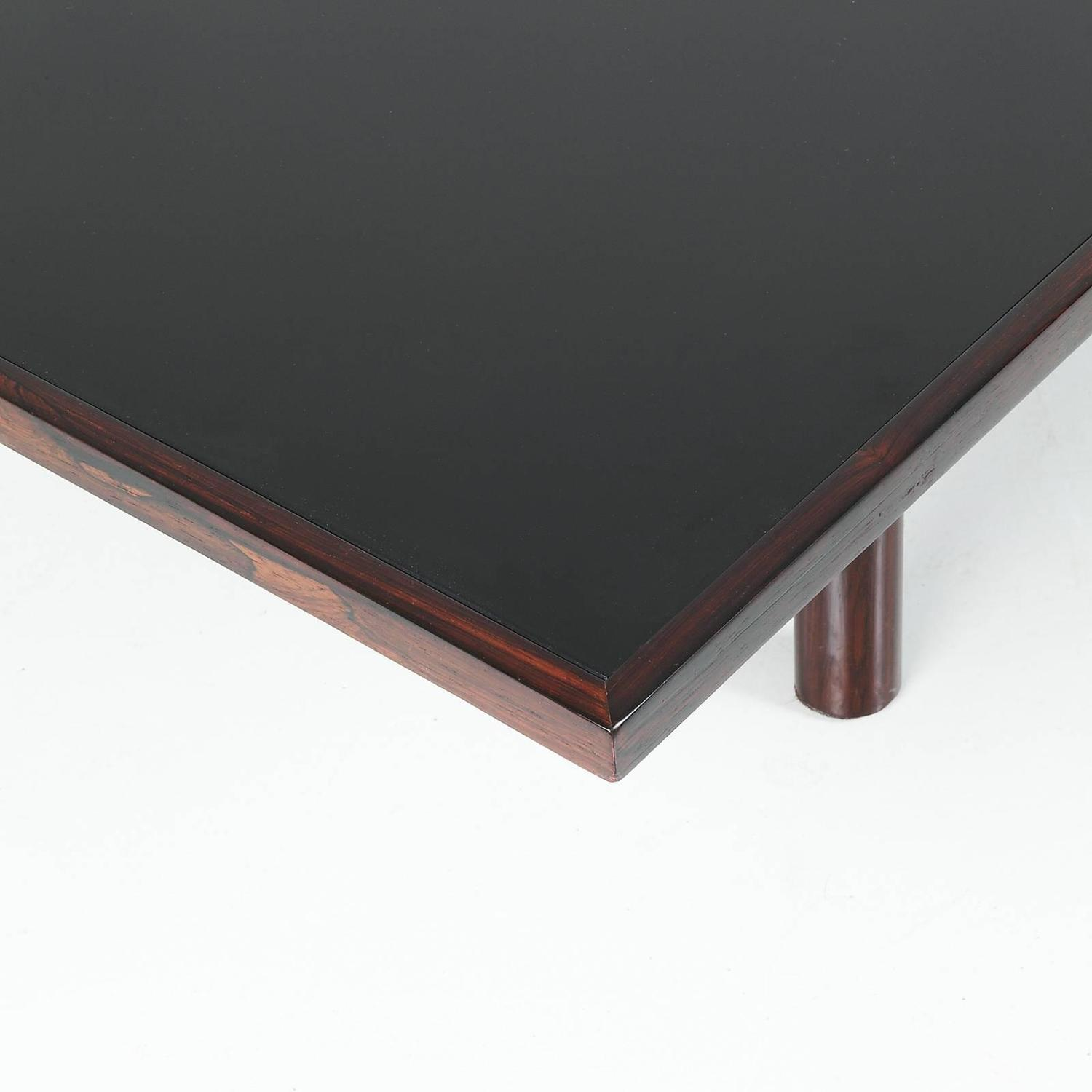 unique coffee table by joaquim tenreiro c 1960 for sale. Black Bedroom Furniture Sets. Home Design Ideas