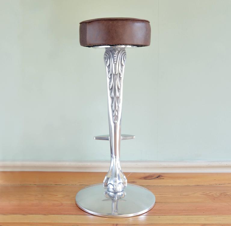 Claw And Ball Bar Stools For Sale At 1stdibs