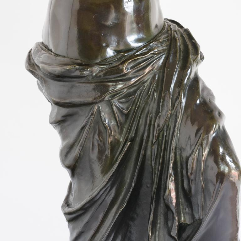 Bronze of Venus De Milo, c.1900 In Good Condition For Sale In London, GB
