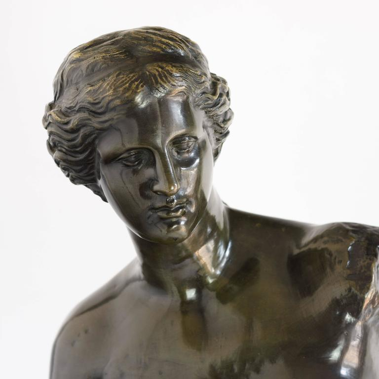 Bronze of Venus De Milo, c.1900 For Sale 1