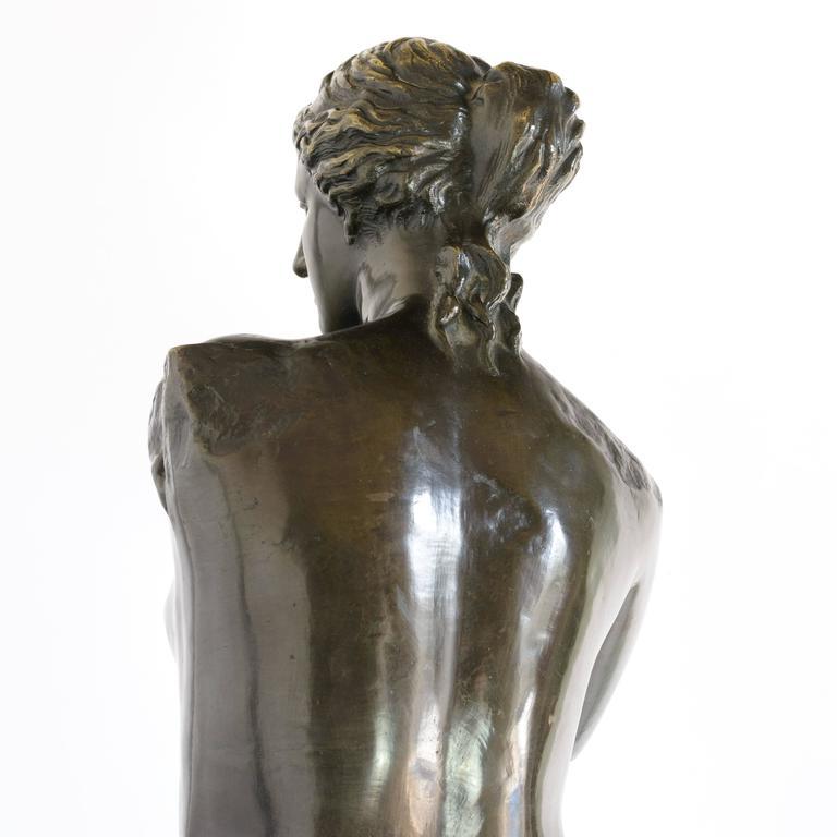 Bronze of Venus De Milo, c.1900 For Sale 2