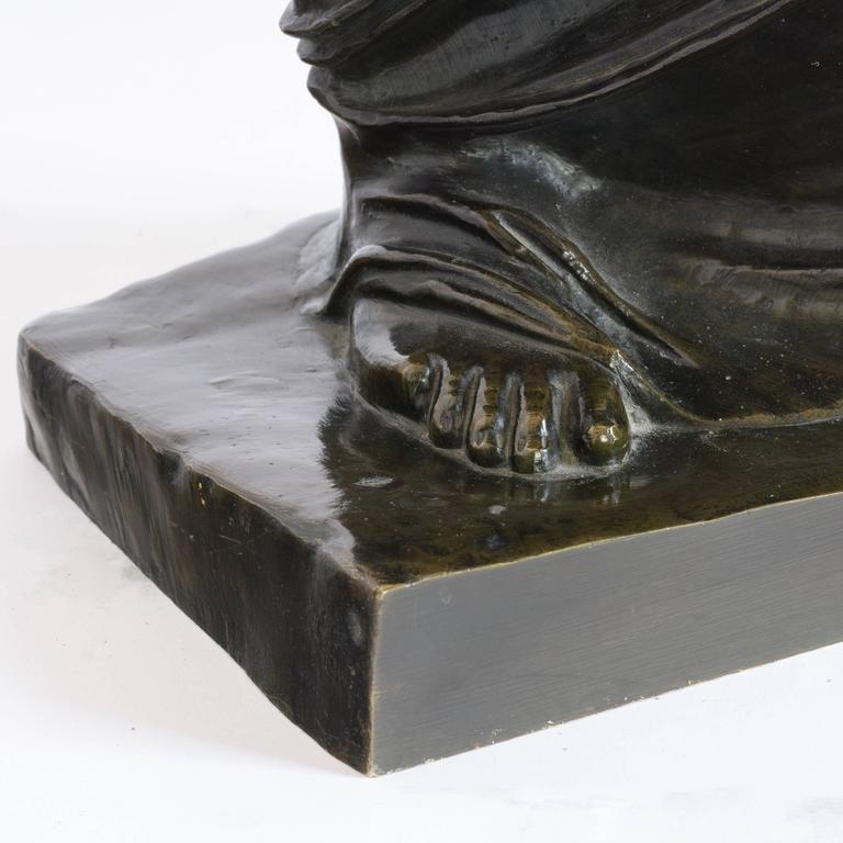 Bronze of Venus De Milo, c.1900 For Sale 3