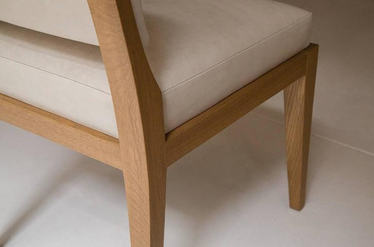 Contemporary Bishop Chair, Custom And Made To Order By Dmitriy And Co For  Sale At 1stdibs