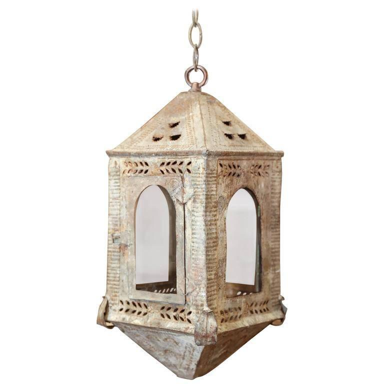 Moroccan-style processional lantern, late 19th century