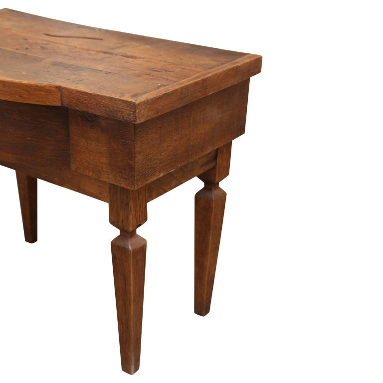 French Walnut Vanity Table For Sale At 1stdibs