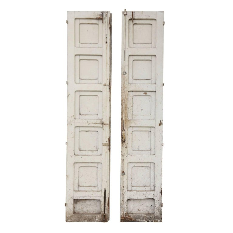 Three Antique French Doors For Sale 1