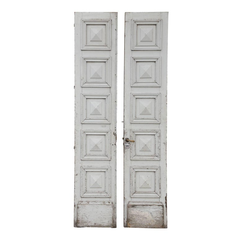 Three Antique French Doors For Sale 2