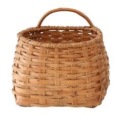 Vintage Swedish Basket