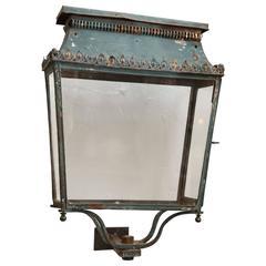 Louis XVI Wall Lantern