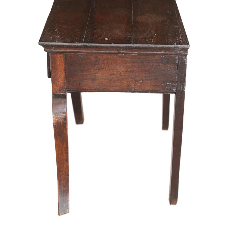Unusual 19th century english oak side table for sale at for Unusual tables for sale