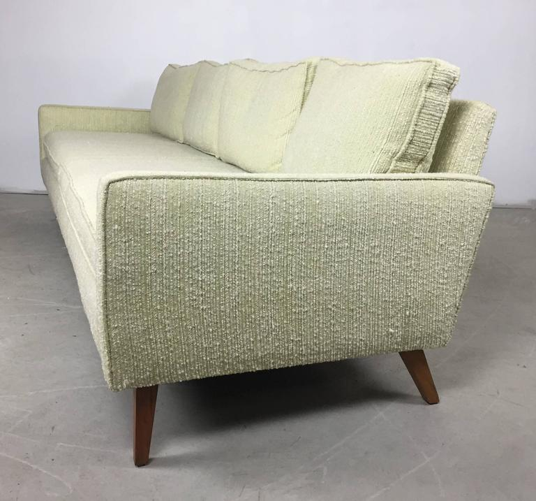 Sensational Mid Century Celery Wool Boucle And Walnut Sofa And Chair Set Andrewgaddart Wooden Chair Designs For Living Room Andrewgaddartcom