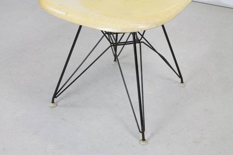 DSR Eiffel Base Side Chair by Charles and Ray Eames for Herman Miller 3