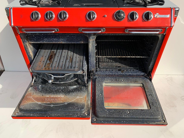 1950 gas o keefe merritt stove wiring diagram