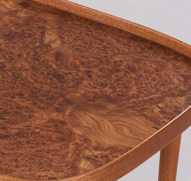 Josef Frank Mahogany Side Table Model 974 Svenskt Tenn