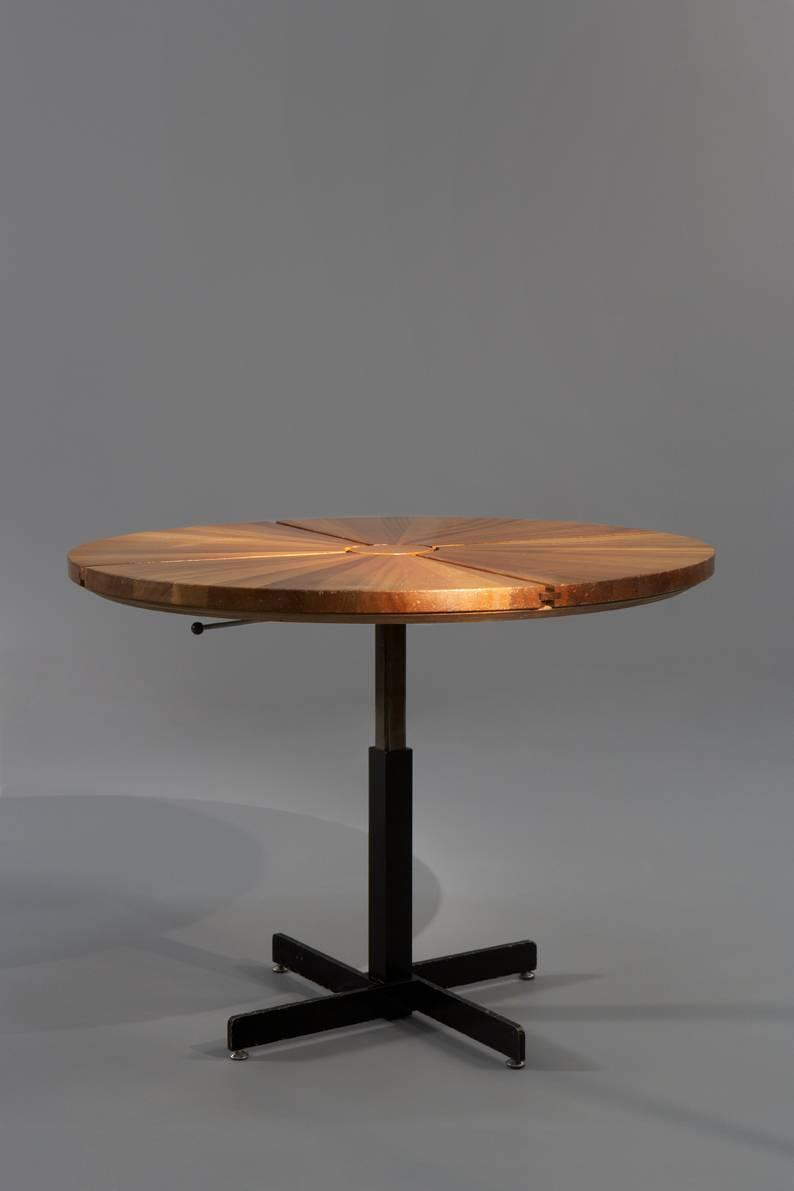 charlotte perriand les arcs table circa 1970 for sale at 1stdibs. Black Bedroom Furniture Sets. Home Design Ideas