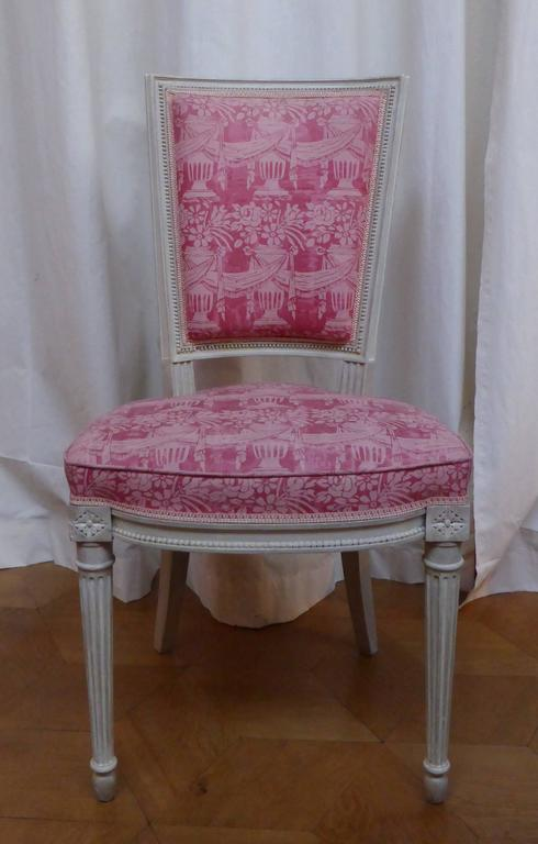 French louis xvi style salon suite for sale at 1stdibs for A french touch salon