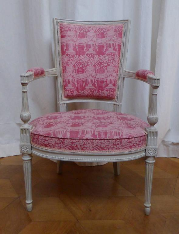 French Louis Xvi Style Salon Suite For Sale At 1stdibs