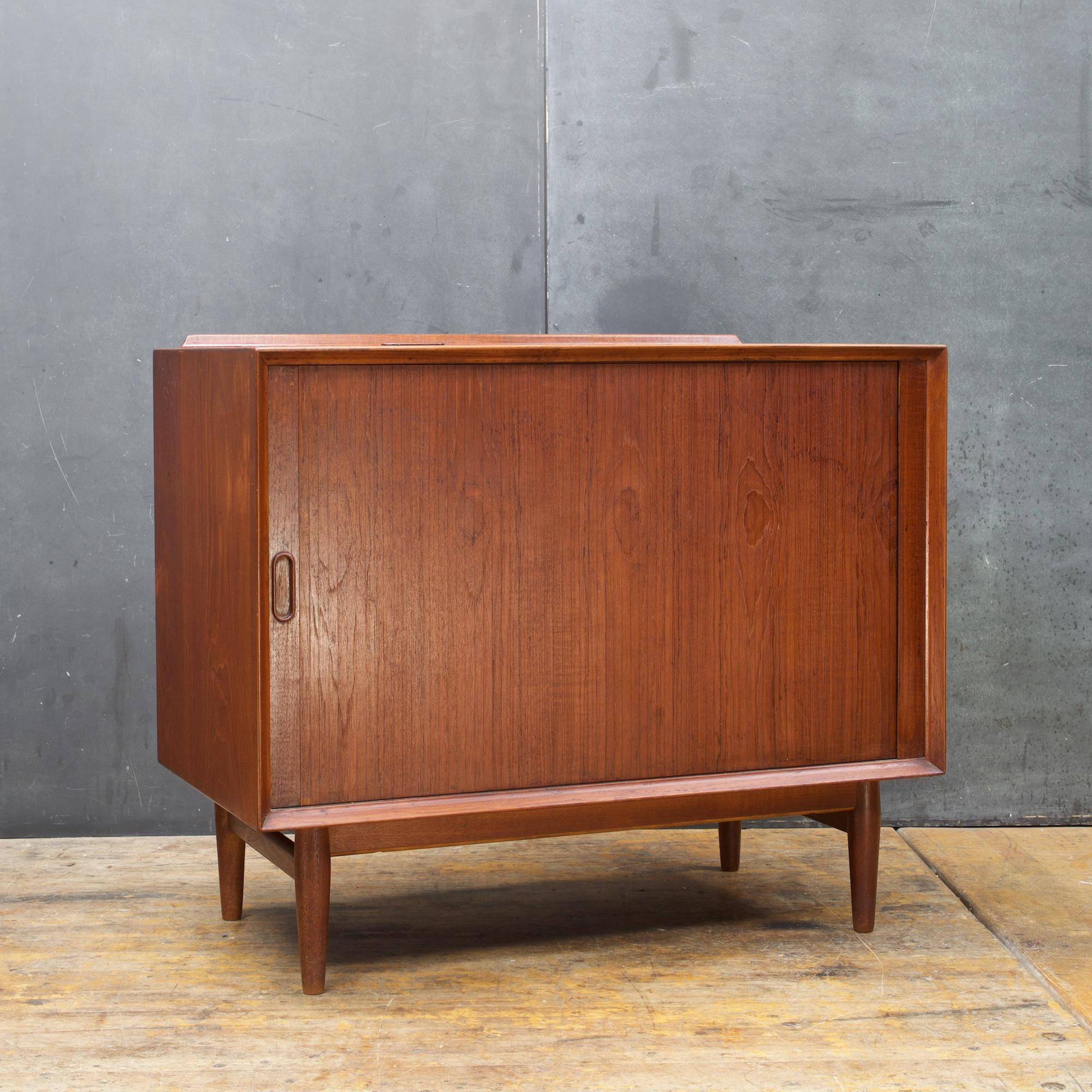 This Is A Gutted Stereo Hi Fi Cabinet, Designed Arne Vodder For Sibast  Furniture