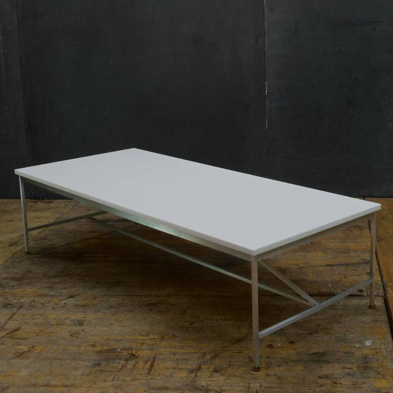 S Iconic MidCentury McCobb Vitrolite Calvin Coffee Table At Stdibs - Calvin coffee table