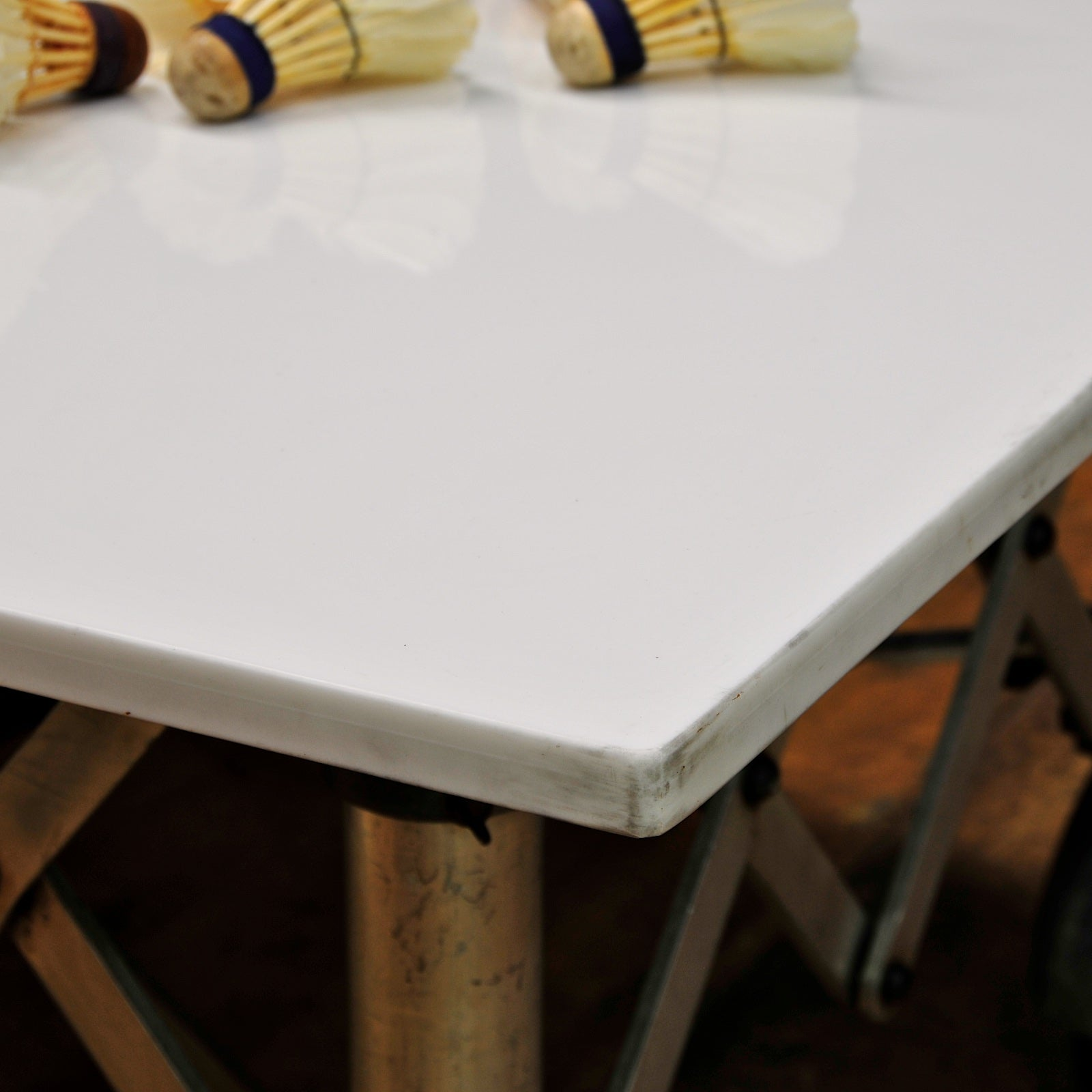 1930s Vintage Industrial Vitrolite White Milk Glass Slab Coffin Table For At 1stdibs