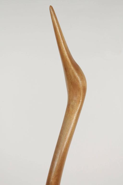 Unique Heron Sculpture by Sakari Pykälä, 1962 For Sale 1