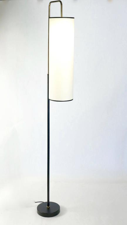 1950s Maison lunel floor lamp.