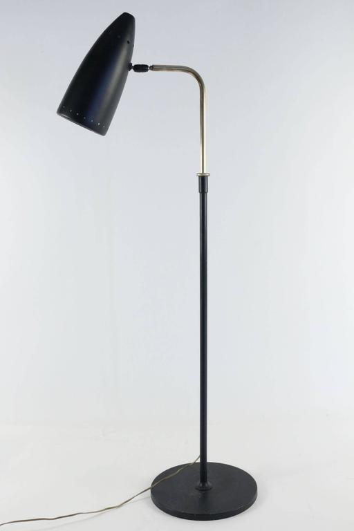 1950s, Floor Lamp in the Style of Pierre Guariche 6