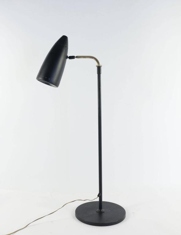 1950s, Floor Lamp in the Style of Pierre Guariche 7