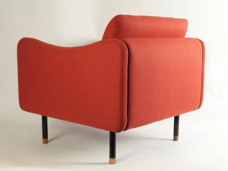 Wool 1960s Living Room Suite