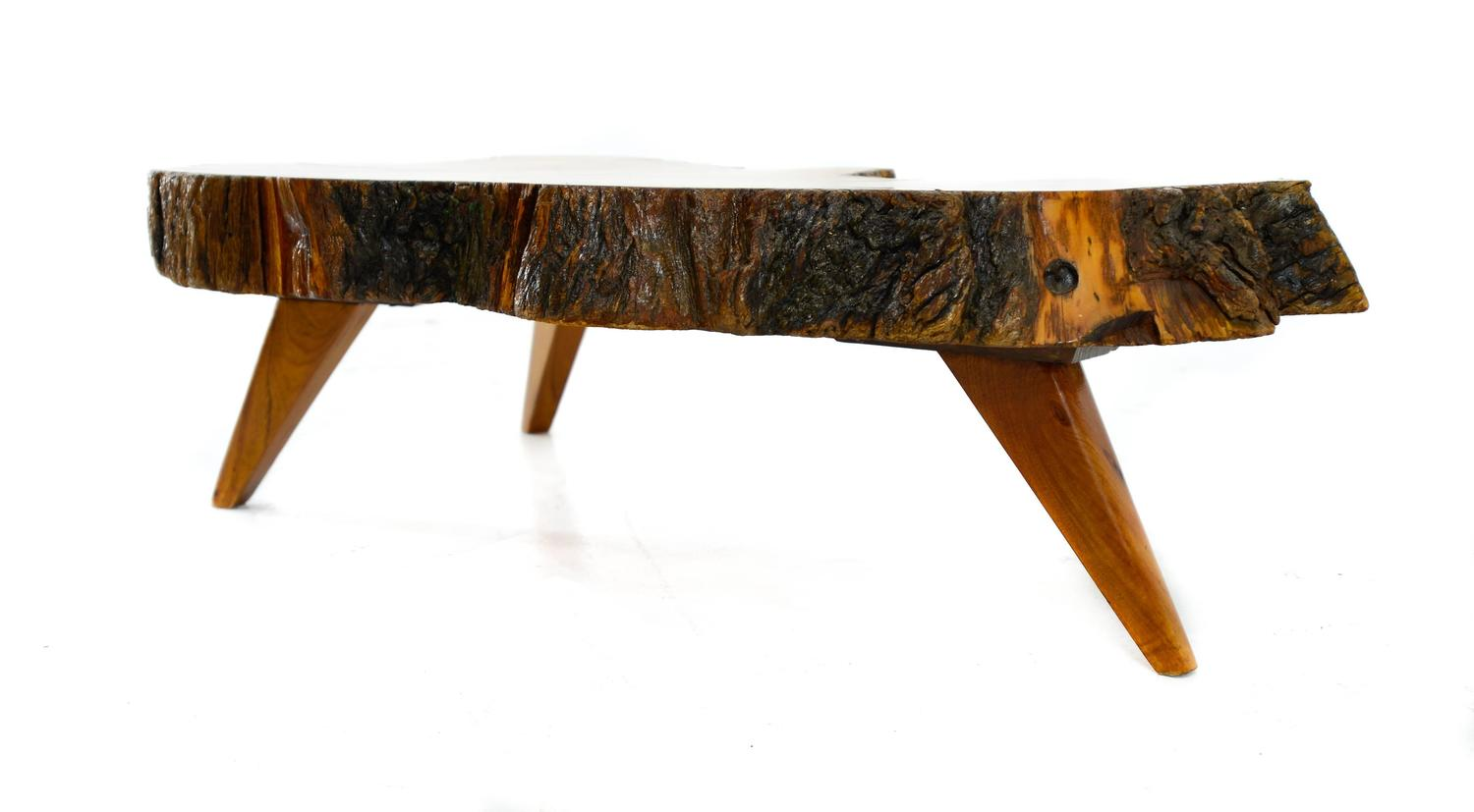 Organic Mexican Coffee Table For Sale At 1stdibs