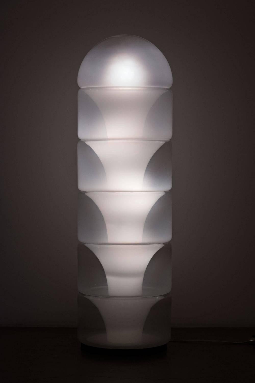 Medusa Floor Lamp Glass Shades : Medusa floor lamp by carlo nason for sale at stdibs