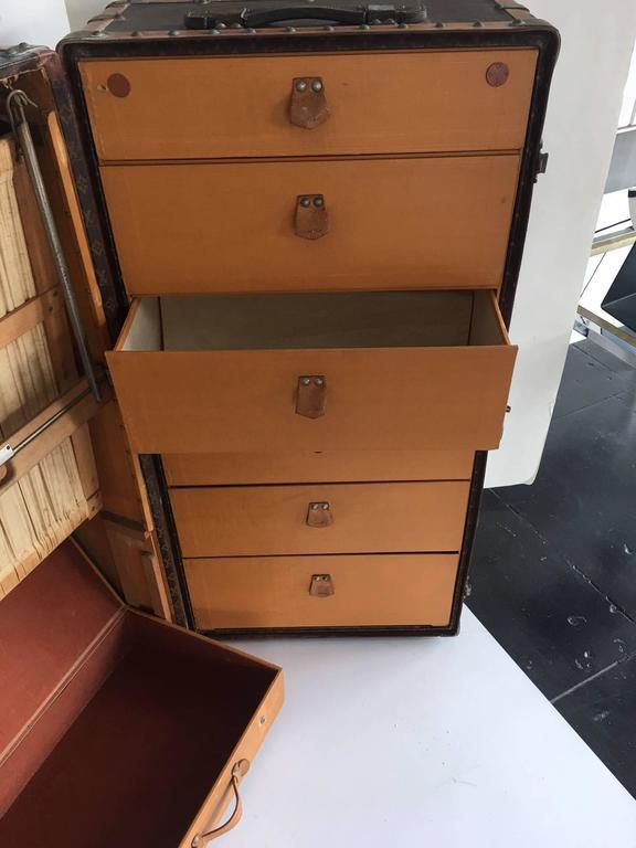 Louis Vuitton Wardrobe Trunk 7