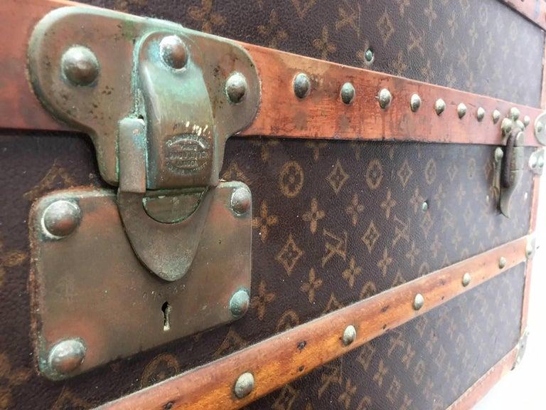 Louis Vuitton Wardrobe Trunk 10