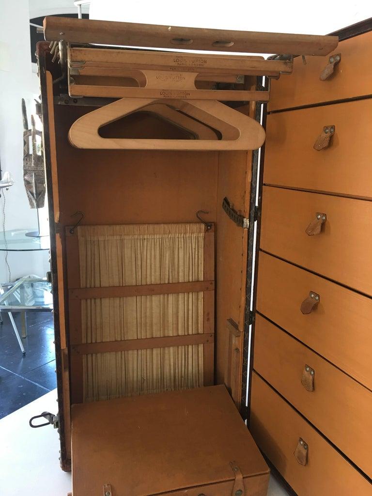 Louis Vuitton Wardrobe Trunk 4