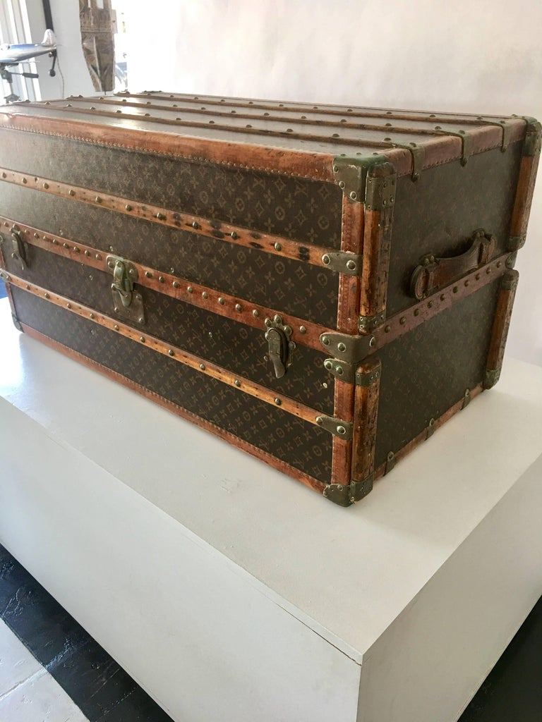 Louis Vuitton Wardrobe Trunk 6