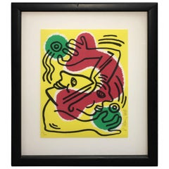 Keith Haring, International Volunteer Day