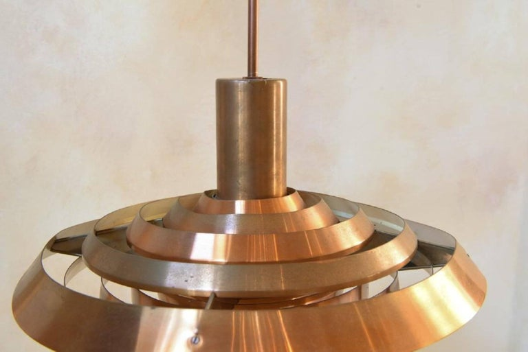 Danish Poul Henningsen for Louis Poulsen Pendant Lamp For Sale