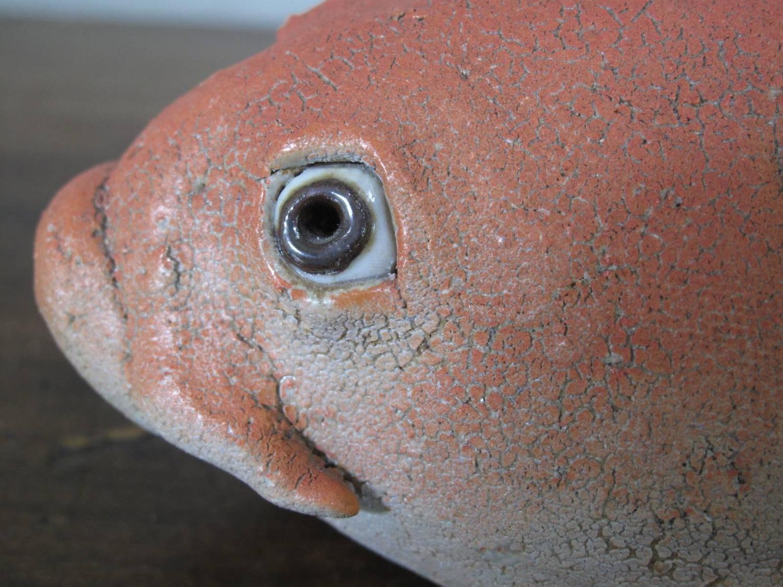 Koi fish sculpture at 1stdibs for Koi fish dealers