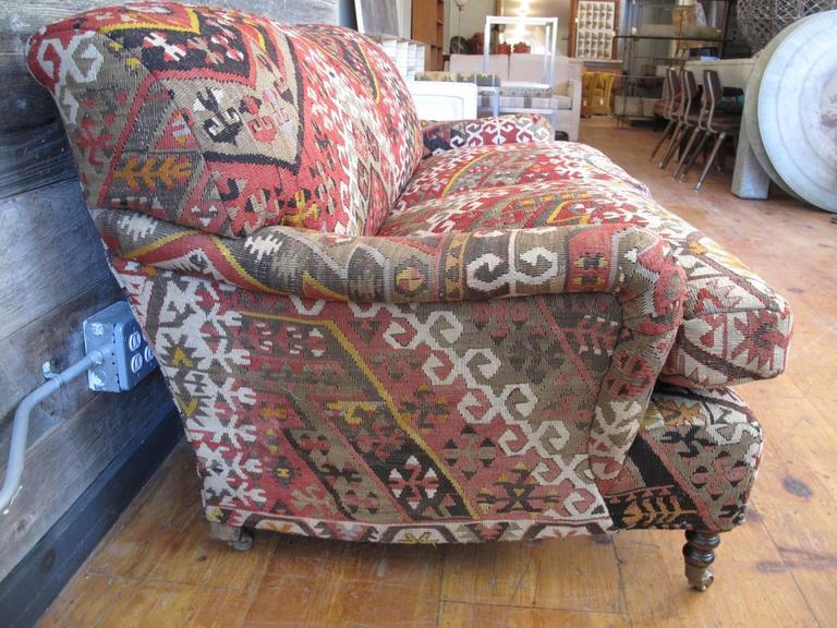 Superior George Smith Kilim Sofa 3