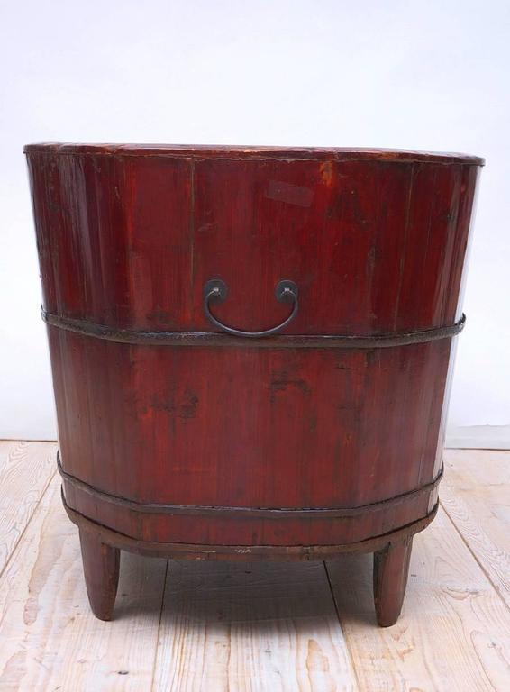 19th Century Chinese Grain Bin For Sale 1