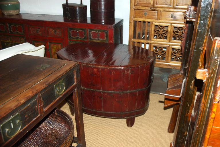 Qing 19th Century Chinese Grain Bin For Sale